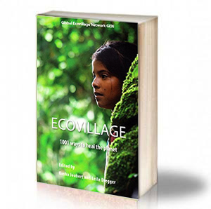 Book Cover: Еcovillage – 1001 ways to heal the planet