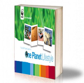 Book Cover: One planet lifestyle guide